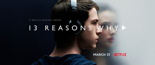 13 Reasons Why 1x13 Kassette 7 Seite A Tape 7 Side A Mit