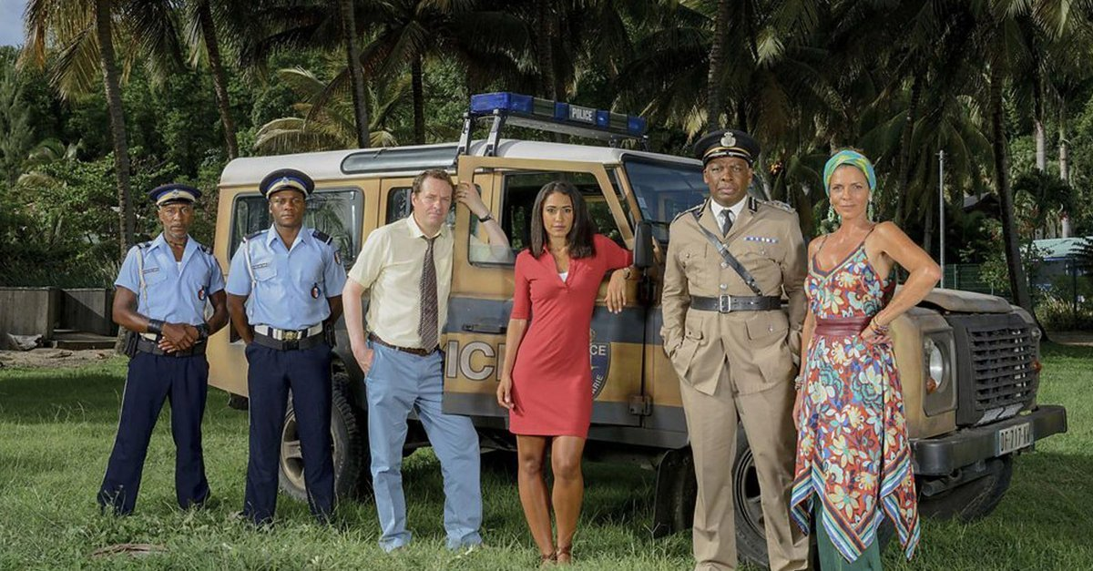 death in paradise heute