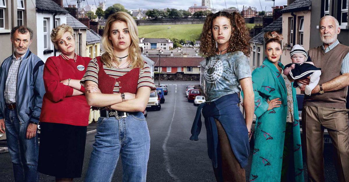 Derry Girls Episodenguide Streams Und News Zur Serie