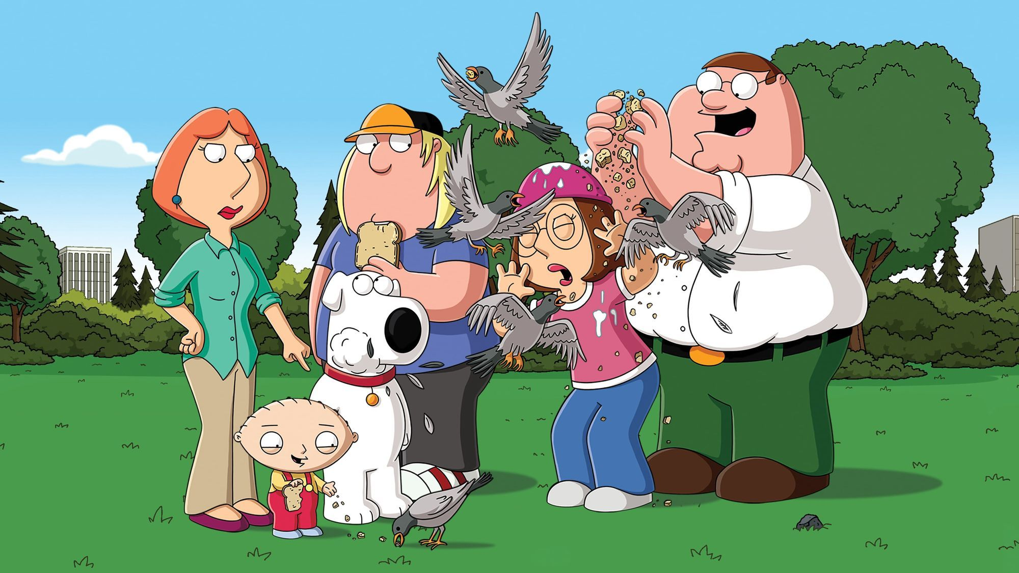 family guy episodenguide