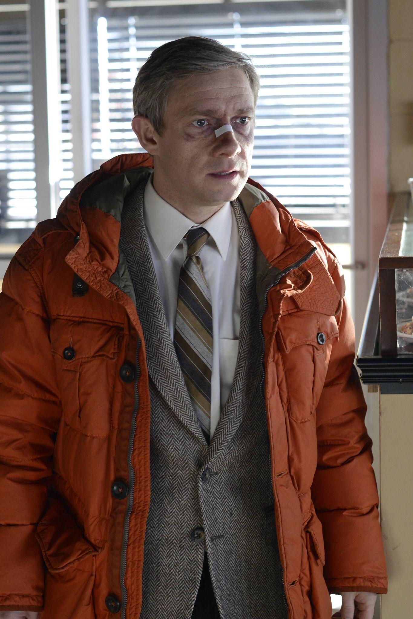 Fargo 1x01 Das Krokodil Dilemma The Crocodiles Dilemma Mit
