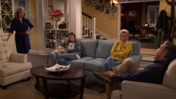 Last Man Standing 7x01 Welcome Baxter
