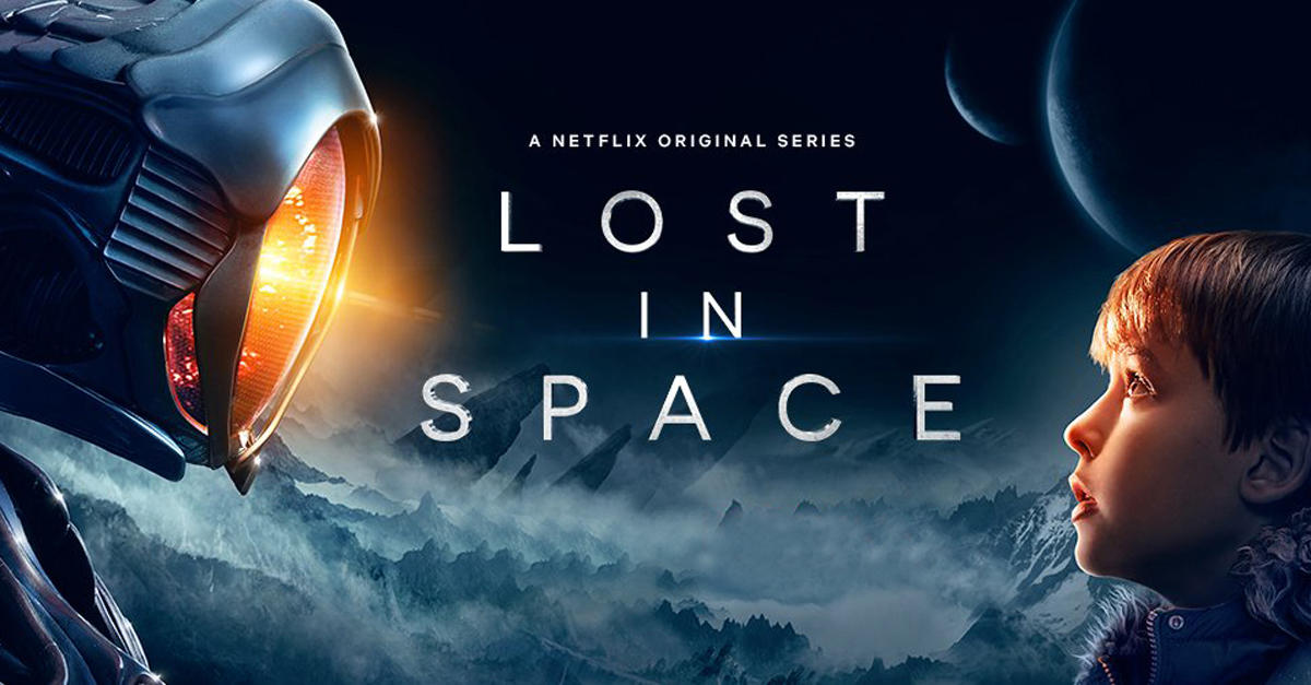 Lost In Space Staffel 1