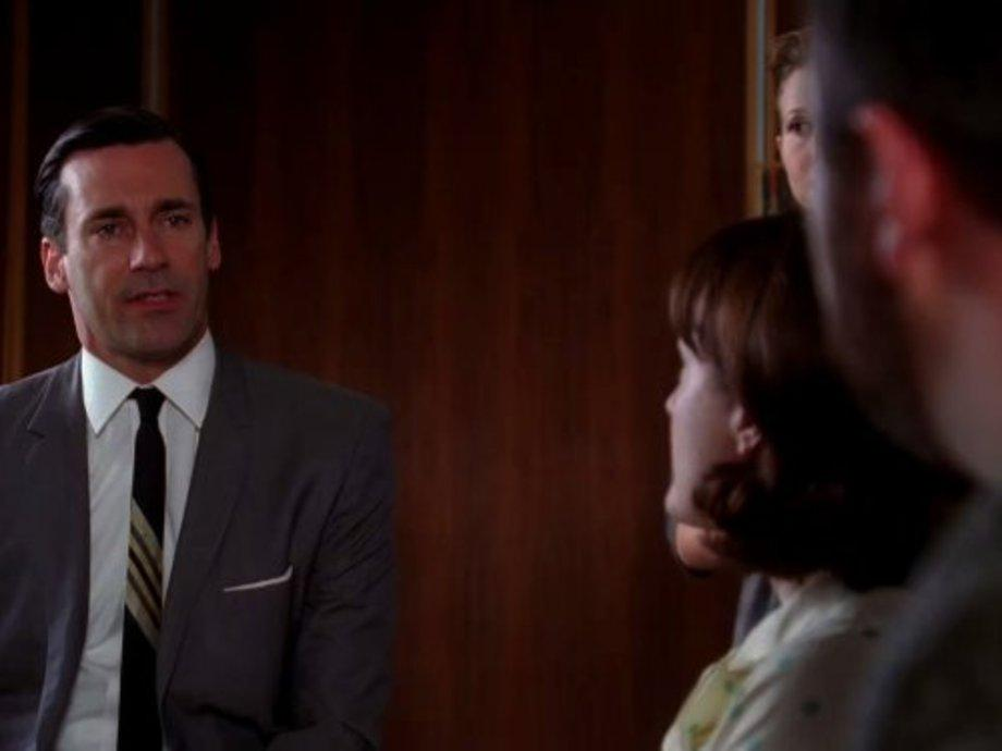 Mad Men 3x10 Die Farbe Blau The Color Blue