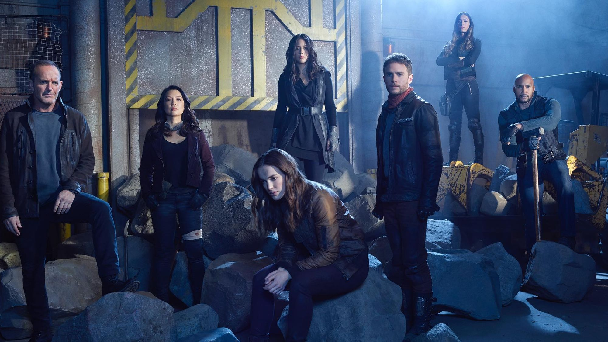 Rtl2 Marvels Agents Of Shield