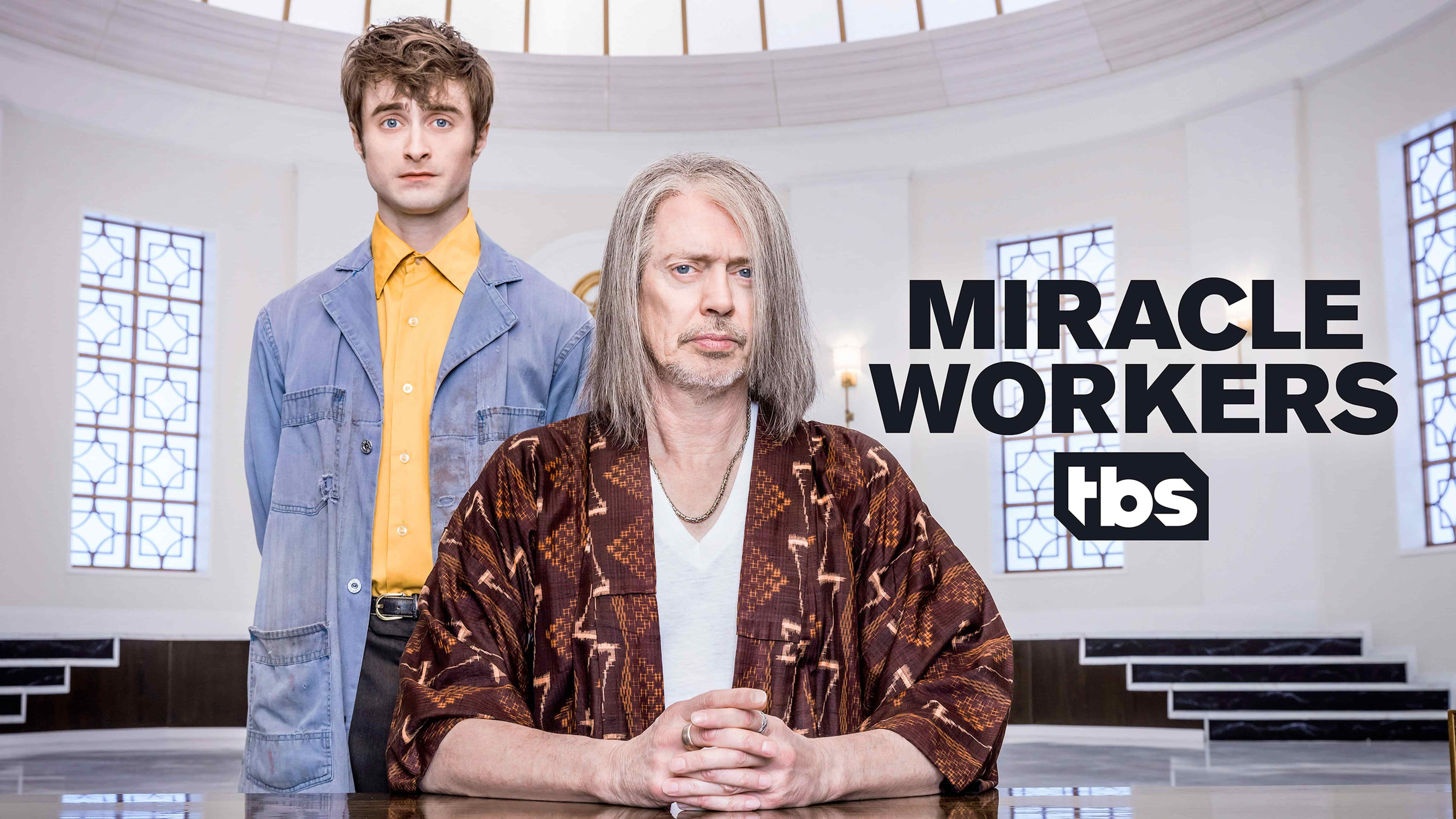 Miracle Workers Episodenguide, Streams und News zur Serie