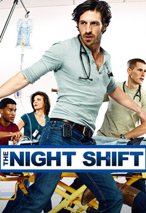 The Night Shift Staffel 1