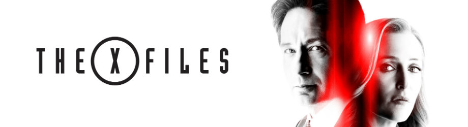 The X-Files 1x01 Gezeichnet (Pilot) mit Review